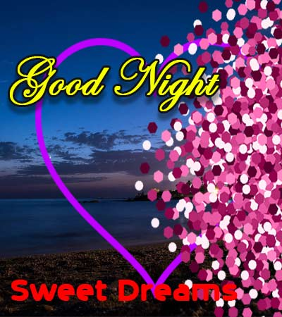 """good night love images in hindi"