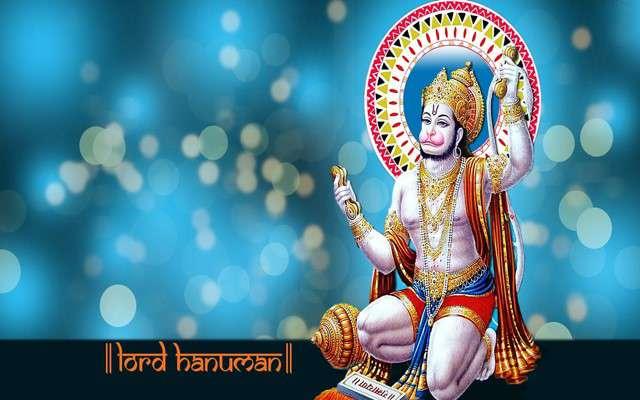 Hanuman Chalisa and Aarti in Hindi
