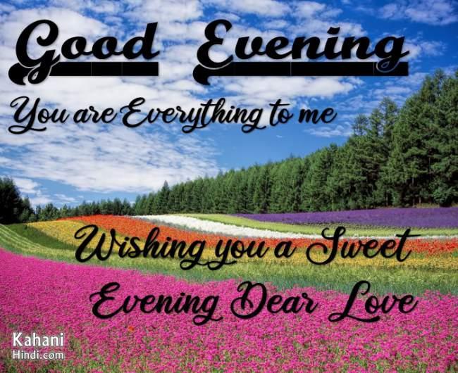 good evening images download